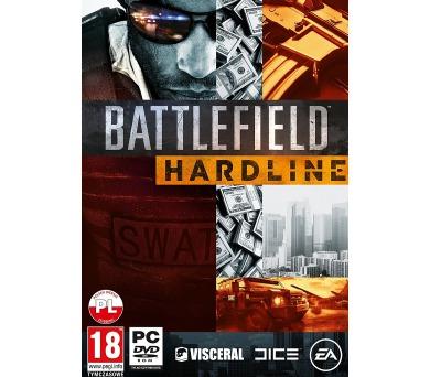 PC Battlefield Hardline + DOPRAVA ZDARMA