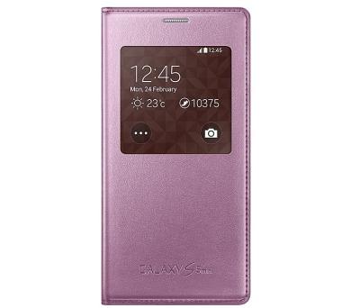 Samsung S-View pro Galaxy S5 mini (EF-CG800BP) - Metal Pink
