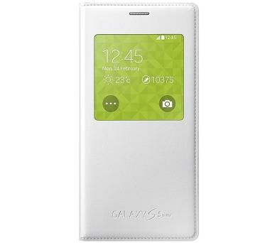 Samsung S-View pro Galaxy S5 mini (EF-CG800BW) - bílé