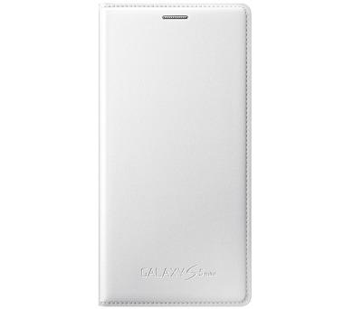Samsung pro Galaxy S5 mini (EF-FG800BW) - bílé + DOPRAVA ZDARMA