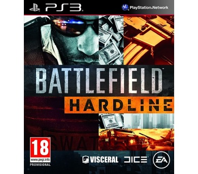 Hra EA PlayStation 3 Battlefield Hardline