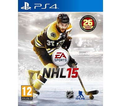 Hra EA PlayStation 4 NHL 15