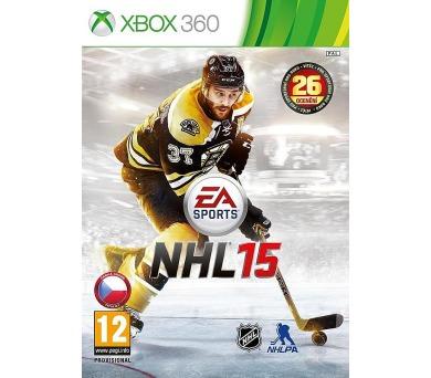 Hra EA Xbox 360 NHL 15 + DOPRAVA ZDARMA