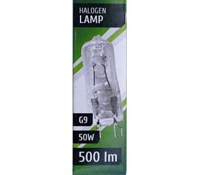 Žárovka INQ halogenová G9 50W 230V