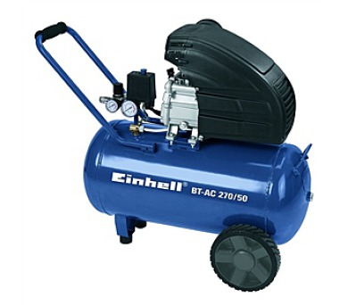 Einhell Blue BT-AC 270/50 + DOPRAVA ZDARMA
