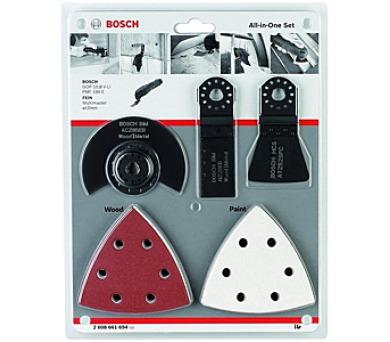 Bosch 23dílná pro oscilační brusky