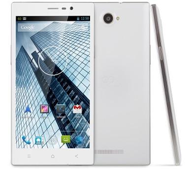 GoClever Quantum 600 Dual SIM - bílý