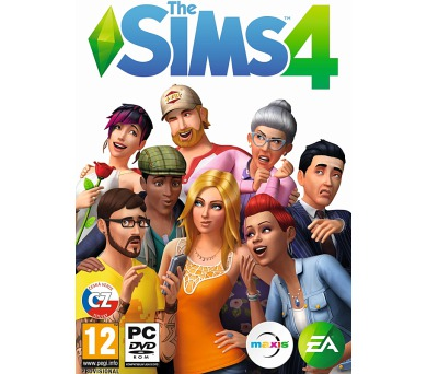 PC THE SIMS 4 Standard Edition
