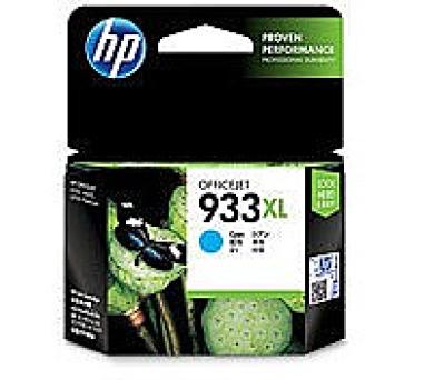 Inkoustová náplň HP No.933XL