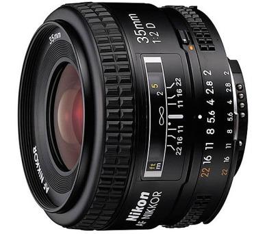 Nikon 35MM F2 AF D A + DOPRAVA ZDARMA