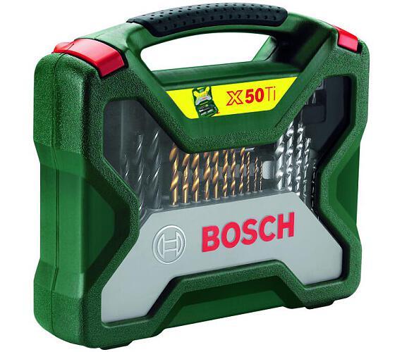 Bosch 50 dílná X-Line titan