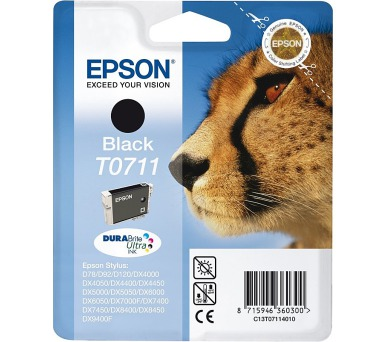 Epson T0711 + DOPRAVA ZDARMA