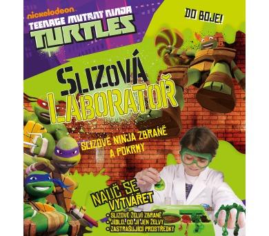 Želvy Ninja - Slizová laboratoř