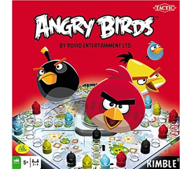 ALBI Angry Birds Člověče