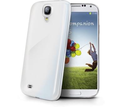 Celly Gelskin pro Samsung Galaxy S4 - průhledný