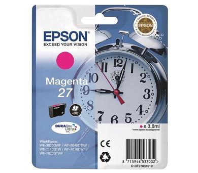 Epson Magenta 27 DURABrite Ultra Ink