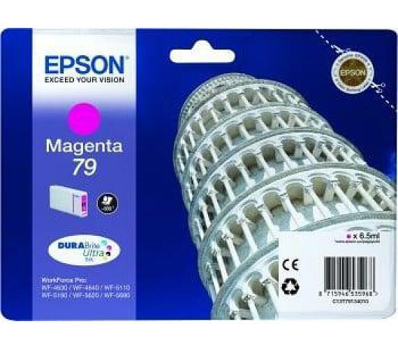 Epson Magenta 79 DURABrite Ultra Ink