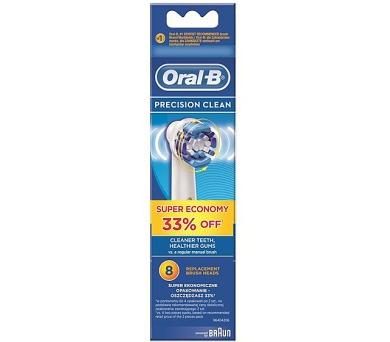 Oral-B EB 20-8 Precision clean + DOPRAVA ZDARMA