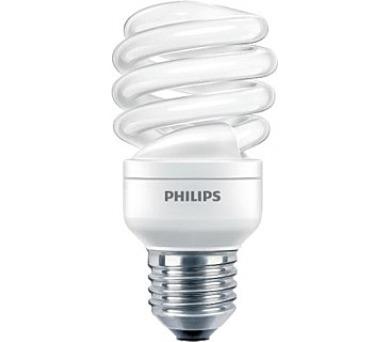 Philips instal Úsporná zářivka PHILIPS ECONOMY TWISTER E27 15W/75W 230V 6Y