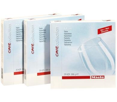 Tablety do myčky 3-fázové