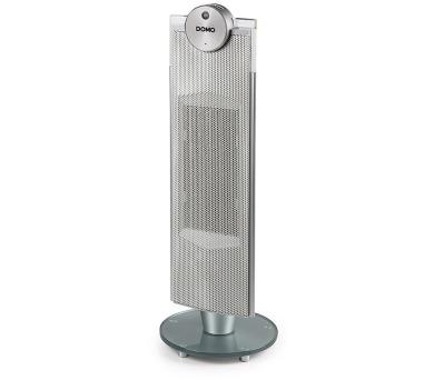 Teplovzdušný sloupový ventilátor - šedý - DO7339H + DOPRAVA ZDARMA