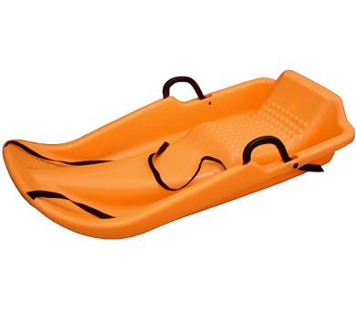 Acra Olympic plastový bob 05-A2031/2 - oranžový