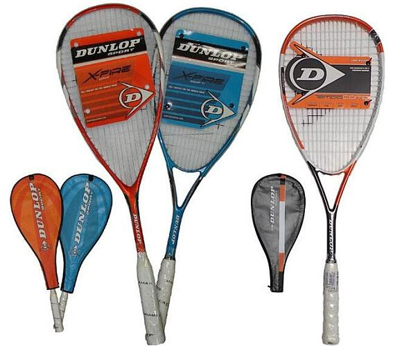 Dunlop Raketa squashová kompozitová G2451