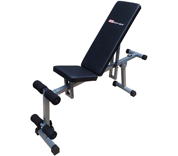 ACRA Posilovací lavička sit/up/bench + DOPRAVA ZDARMA