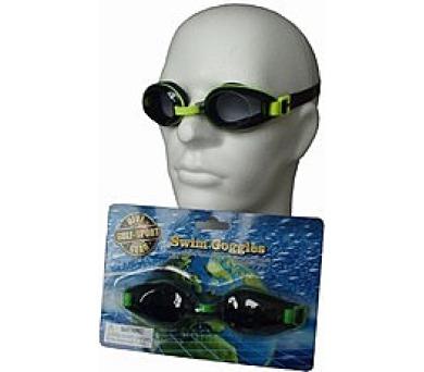 ACRA Plavecké brýle s Antifog úpravou