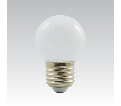 Ostatní LED G45 1W/010 COLOURMAX E27 denní bílá IP45 250655000