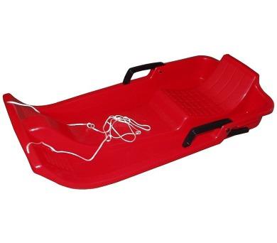 Acra UFO plastový bob 05-A2031 - červený