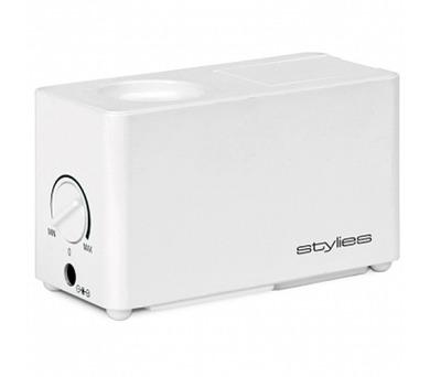 Stylies Atlas - Cestovní ultrazvukový zvlhčovač vzduchu BÍLÝ