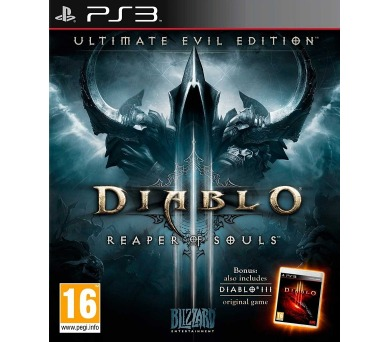 Blizzard PS3 Diablo III Ultimate Evil Edition