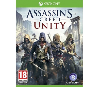 Ubisoft Xbox One Assassin's Creed: Unity - Special Edition