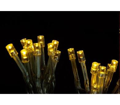 Vánoční osvětlení 50 LED - TEPLÁ BÍLÁ