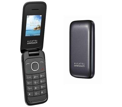 Mobilní telefon ALCATEL ONETOUCH 1035D Dual Sim - šedý