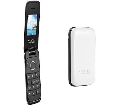 Mobilní telefon ALCATEL ONETOUCH 1035D Dual Sim - bílý