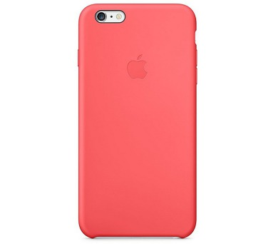 Apple Silicone Case pro iPhone 6 Plus - Pink