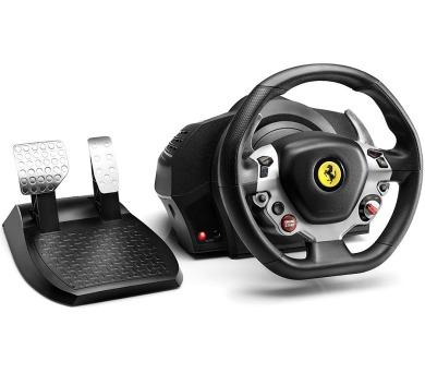 Thrustmaster TX Ferrari 458 Italia pro Xbox One a PC + pedály