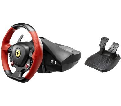 Thrustmaster Ferrari 458 Spider pro Xbox ONE + pedály + DOPRAVA ZDARMA
