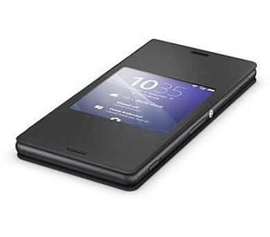 Sony pro Xperia Z3 - černé + DOPRAVA ZDARMA