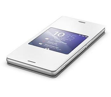 Sony SCR24 pro Xperia Z3 - bílé + DOPRAVA ZDARMA