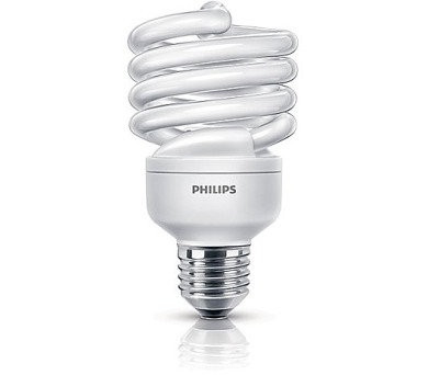 Philips Economy Twister 23W WW E27 220-240 1PF/6