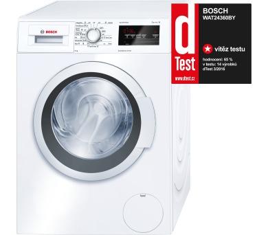 Bosch WAT24360BY + 10 let záruka na motor Bosch + DOPRAVA ZDARMA