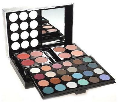 Sada dekorativní kosmetiky Makeup Trading Schmink Set 40 Colors