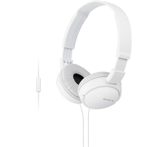 Sony MDRZX110APW.CE7 - bílá