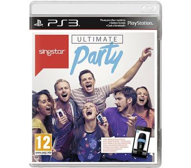 Sony PlayStation 3 SingStar 2014