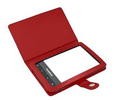 C-Tech pro Pocket Book 622/623/624/626 - červené