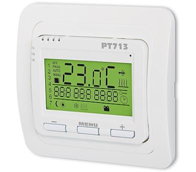 Inteligentní termostat pro podlah.topení PT713 + DOPRAVA ZDARMA