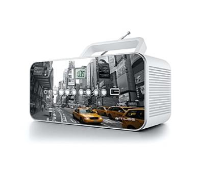MUSE M-28 NY s CD/USB + DOPRAVA ZDARMA